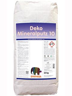 Deko Mineralputz 10