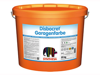 Disbocret Garagenfarbe