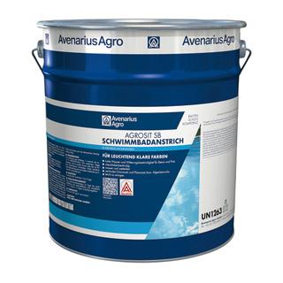 Artikelbild AVE Agrosit SB kieselgrau 1kg
