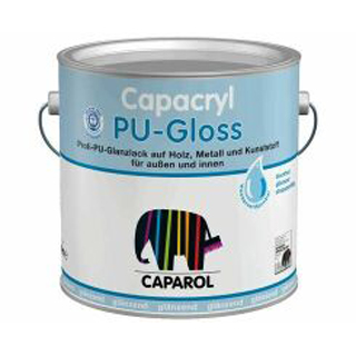 Capacryl mix PU-Gloss, bunt