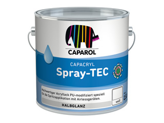 Capacryl Spray-TEC, weiß