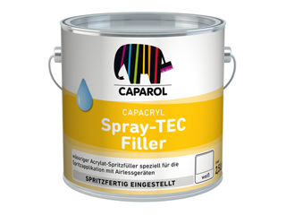 Capacryl Spray-TEC Filler