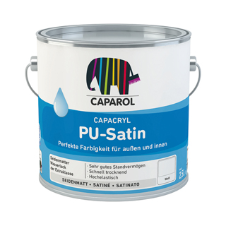 Capacryl mix PU-Satin