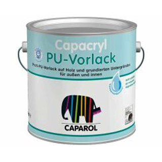 Capacryl mix PU-Vorlack