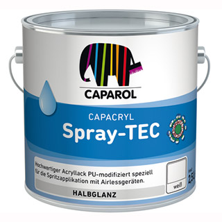 Capacryl Spray-TEC