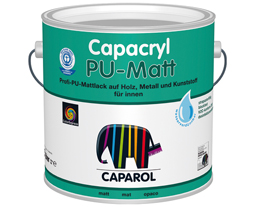 Capacryl mix PU-Matt, Basis
