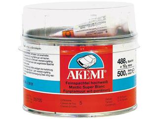 Akemi-Feinspachtel, hochweiß