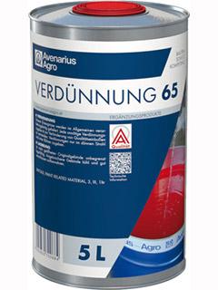 Agro Verdünnung 65
