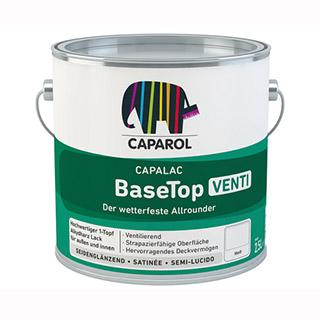 Capalac mix BaseTop
