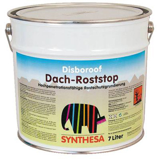 Disboroof Dach-Roststop