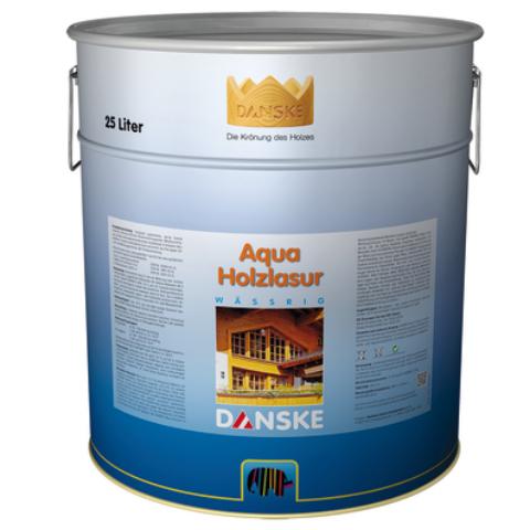 DANSKE Aqua Holzlasur