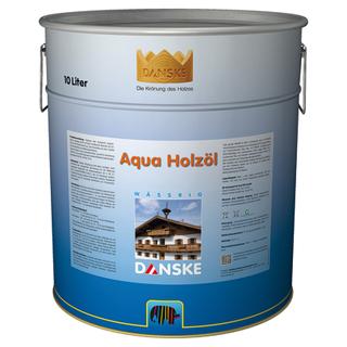 DANSKE Aqua Holzöl