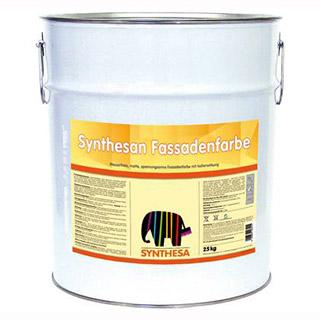 Synthesan Fassadenfarbe
