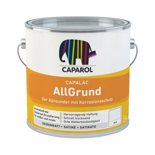 Capalac AllGrund, weiß