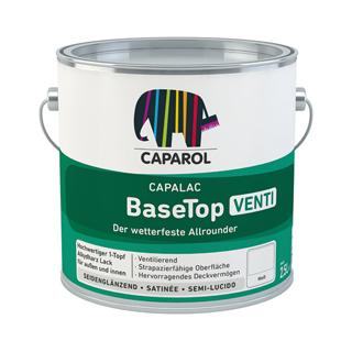 Capalac BaseTop Venti, weiß