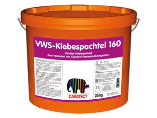Capatect VWS Klebespachtel 160