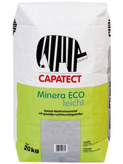 Capatect Minera ECO leicht