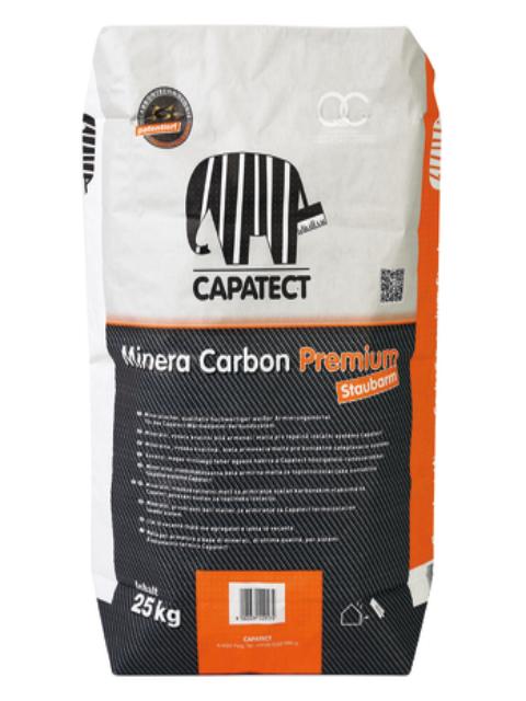 Capatect Minera Carbon Premium staubarm