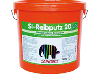 Capatect SI-Reibputz