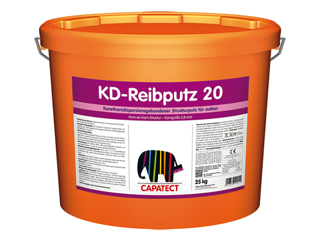 Capatect KD-Reibputz