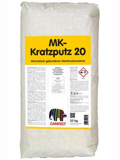 Capatect MK-Kratzputz
