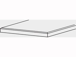 CapaCoustic Melapor-Panel Glatt mit Fase