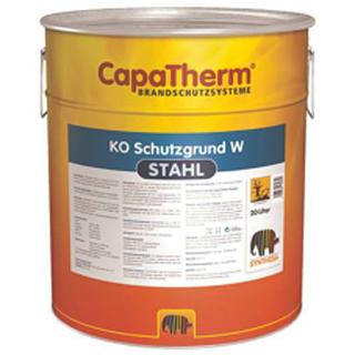 CapaTherm Stahl  KO - Schutzgrund W