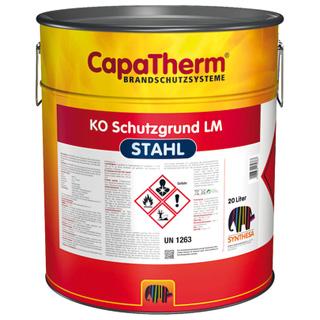 CapaTherm Stahl  KO - Schutzgrund LM