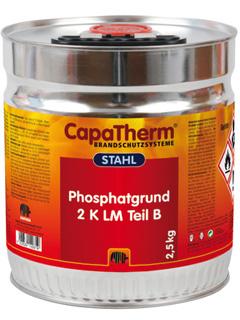 CapaTherm Stahl  Phosphatgrund 2K LM - Härterkomponente B