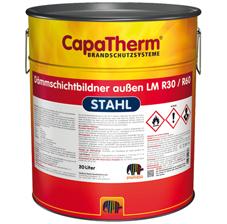 CapaTherm Stahl Dämmschichtbildner außen LM R30 / R60