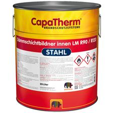 CapaTherm Stahl Dämmschichtbildner innen LM R90 / R120