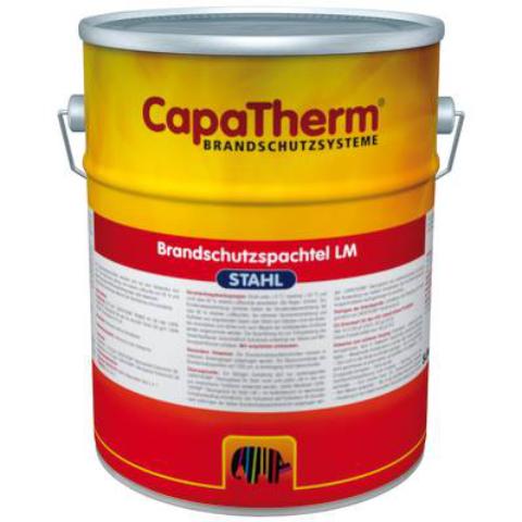 CapaTherm Stahl Brandschutzspachtel LM