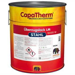 CapaTherm Stahl Überzugslack LM