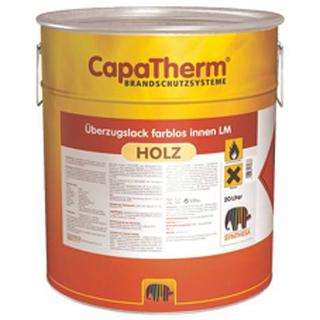 CapaTherm Holz Überzugslack farblos innen LM