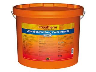 CapaTherm Beton Schutzbeschichtung Color innen W