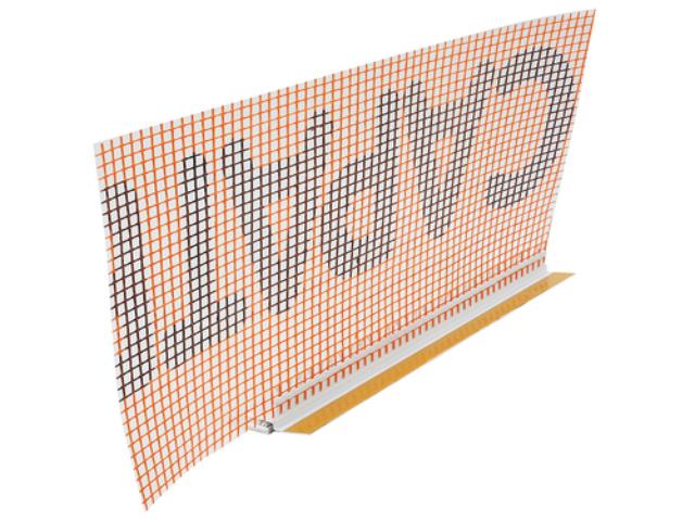 Capatect Rollladen-Anschlussprofil 3D PLUS