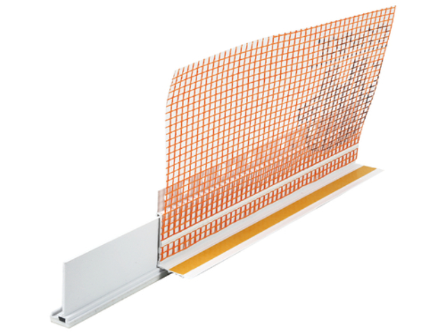 Capatect Fensteranschlussprofil Aluschale flexibel