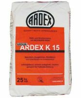 ARDEX K 15 Glätt- und Nivelliermasse