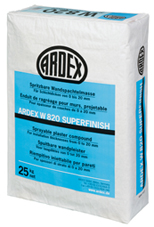 Ardex W 820 Superfinish