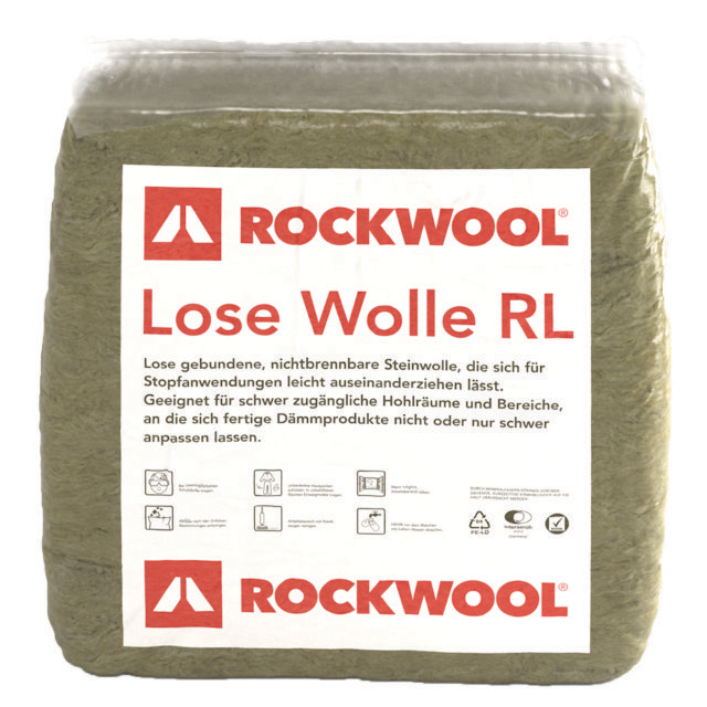 ROCKWOOL Lose Wolle RL