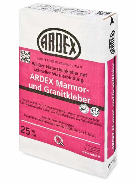 ARDEX Marmor- und Granitkleber