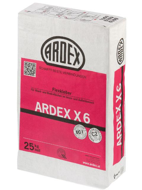 ARDEX X 6