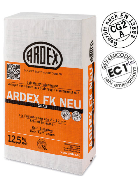 ardex ardex fk neu bau fetter produktdetail. Black Bedroom Furniture Sets. Home Design Ideas