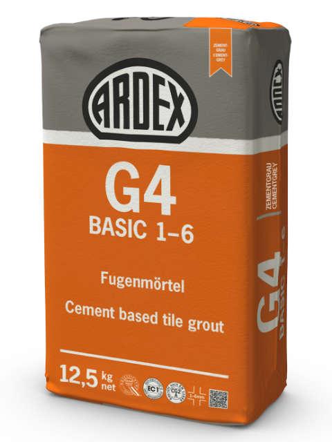 ARDEX G4 BASIC 1 – 6