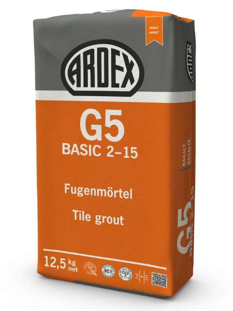 ARDEX G5 BASIC 2 – 15