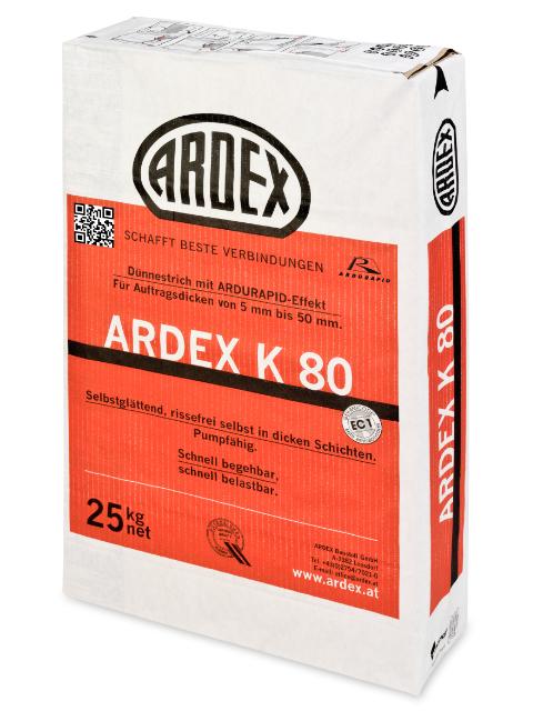 Artikelbild ADX K80 Duennestrich