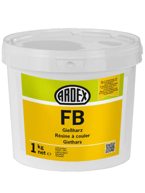 Artikelbild ADX FB Giessharz 1kg