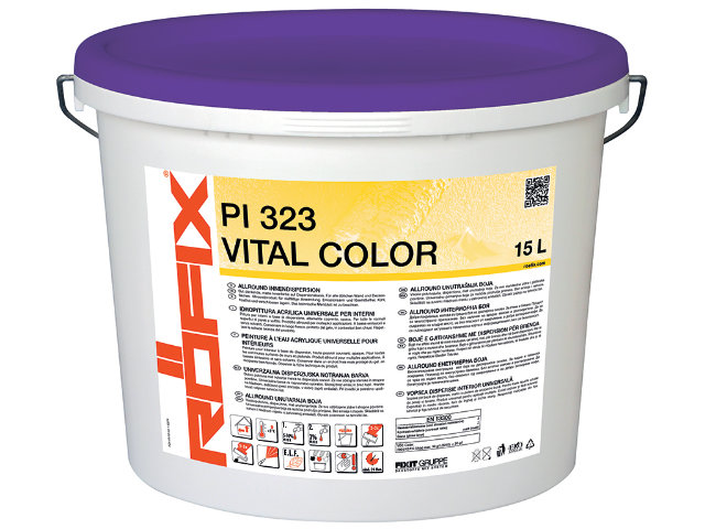 RÖFIX PI 323 VITAL COLOR