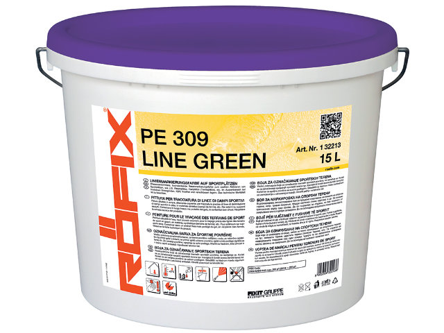 RÖFIX PE 309 LINE GREEN
