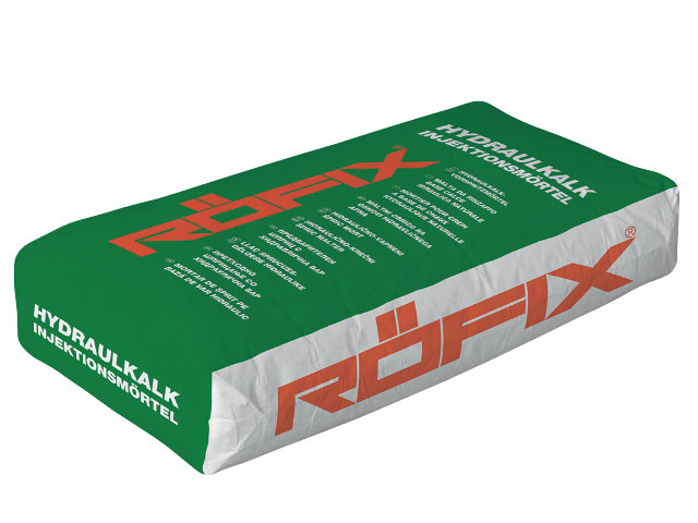 RÖFIX Hydraulkalk-Injektionsmörtel